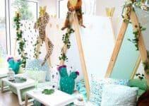 4 tematicas para fiestas de niños y niñas faciles de hacer