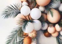 4 hermosos arreglos de globos para cumpleaños