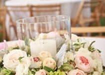 4 estilos de decoracion con telas y flores