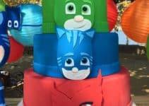 4 estilos de decoracion de heroes en pijama para fiesta