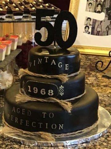 decoracion para 50 años hombre torta.jfif