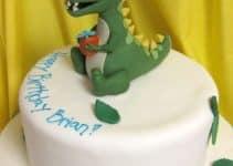 4 tortas infantiles para niños lindas y sencillas