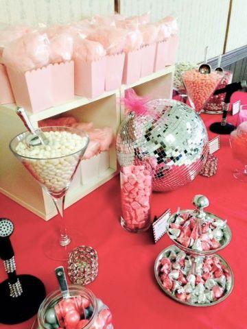 diseños de mesa de dulces para fiestas infantiles