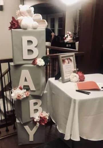 ideas para baby shower en int