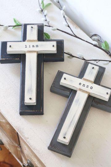 recordatorios de primera comunion de cruces