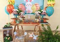 4 consejos sobre como decorar la mesa de baby shower