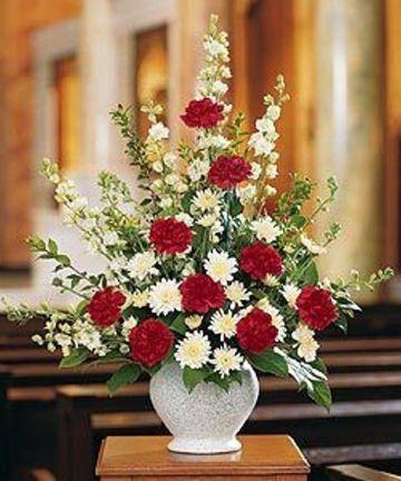 arreglos florales funebres pequeños