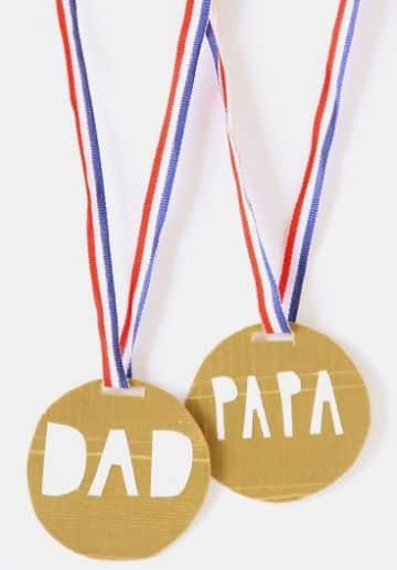 como hacer una decoracion por el dia del padre