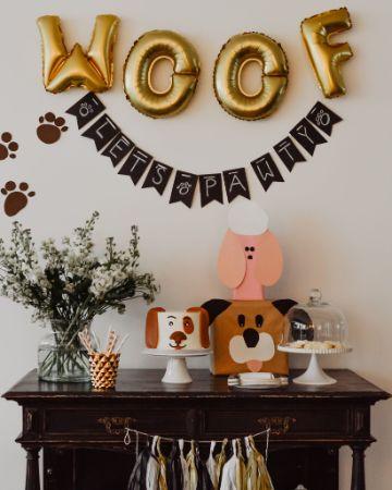 cumpleaños tematica perros para adultos