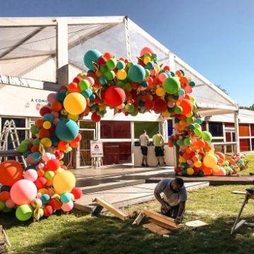 decoracion de globos para niños y fiestas
