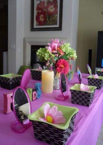 fiestas para niños de 10 a 12 años en casa