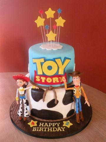 hermosas ideas de fiesta de toy story