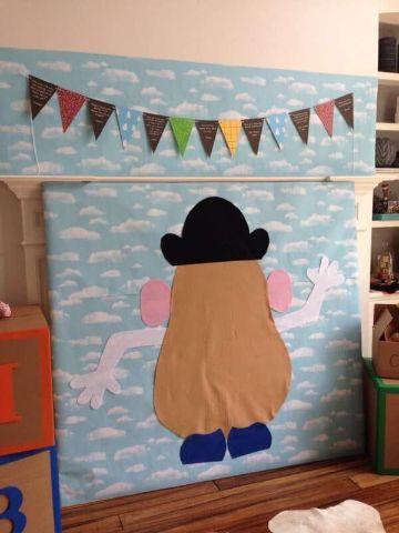 ideas de fiesta de toy story para niños