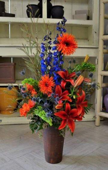 4 formas de hacer arreglos florales para hombres