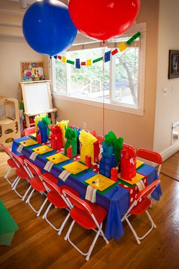 decoracion de fiesta infantiles para niños