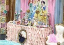 Ideas para una decoracion de las princesas disney