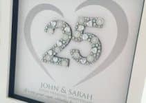 4 hermosas ideas para unos 25 años boda de plata