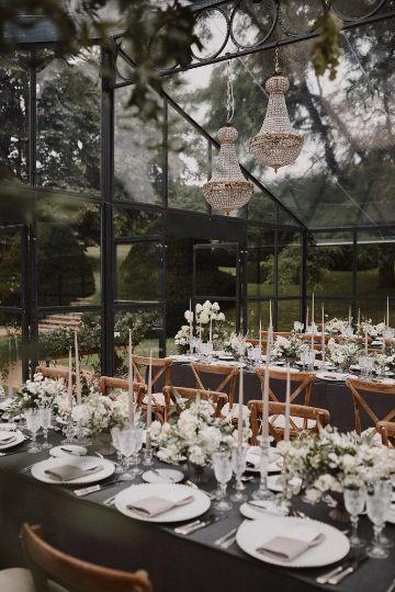 decoracion para casarse en una casa rural