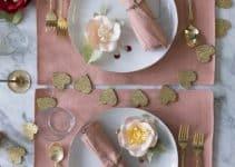 4 ideas sobre decoracion para cena romantica