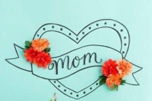 Ideas para crear decoraciones por el dia de la madre