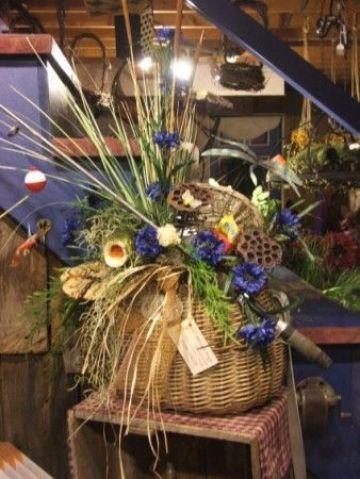 ideas para arreglos florales para hombres