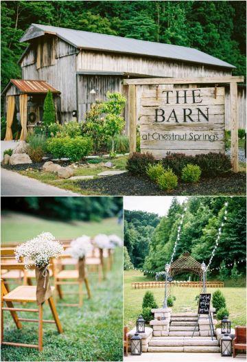 ideas para casarse en una casa rural