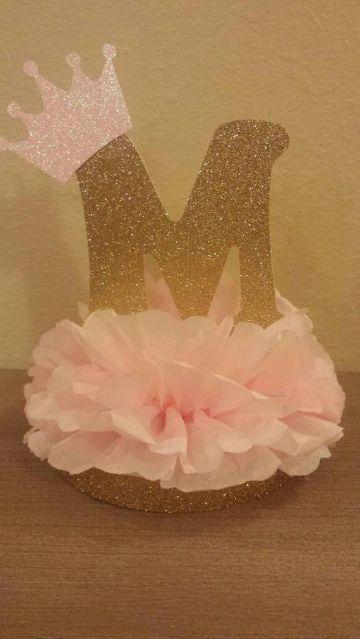 ideas para decoración para cumpleaños de princesa