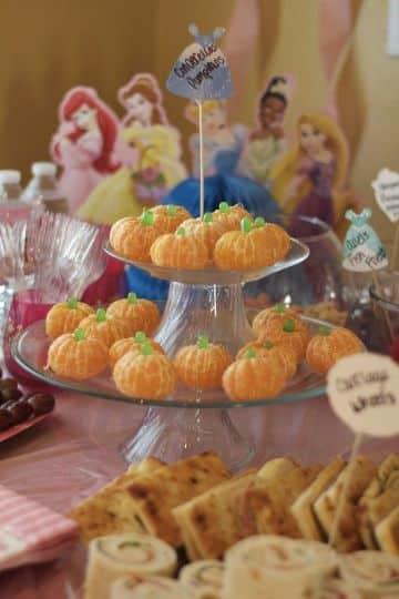 ideas para decoracion de las princesas disney