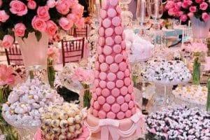 Te enseñamos a hacer mesas de dulces para 15 años