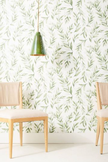 oficinas con papel decorativo para pared