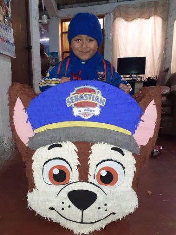 piñatas de paw patrol para niños