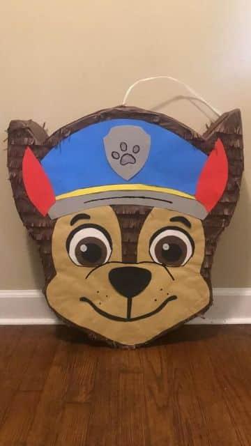piñatas de paw patrol paso a paso
