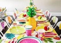 4 ideas para como decorar la mesa de cumpleaños