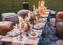 4 ideas de como decorar una mesa de cumpleaños para chicas