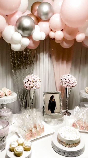 decoracion de cumpleaños para mujer sencilla de 30