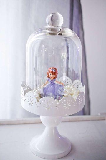 decoracion de la princesita sofia para cumpleaños