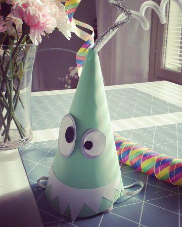 decoracion para cumpleaños infantiles en casa con reciclaje