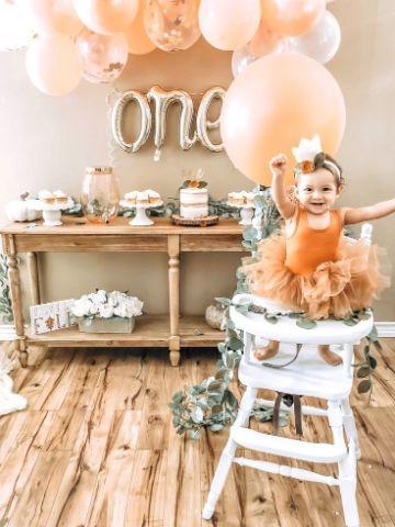 decoracion para fiestas infantiles sencillas colores pasteles