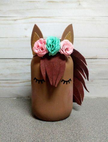 decoracion para fiestas infantiles sencillas de unicornio