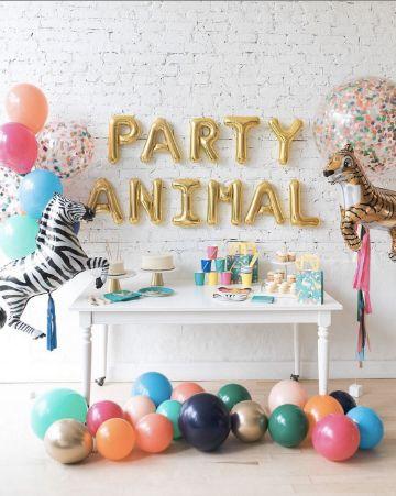 decoracion para fiestas infantiles sencillas niños pequeños