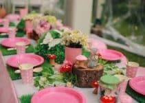 4 estilos de fiestas infantiles en jardin faciles de hacer