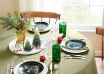 Imagenes de mesas decoradas sencillas para casa y fiestas