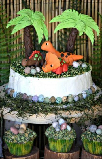 tematica de dinosaurios para fiestas infantiles ideas