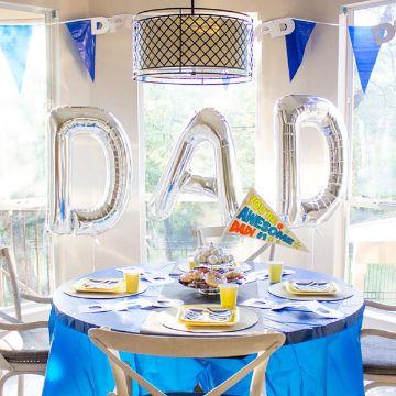 adornos para el dia del padre sencillos