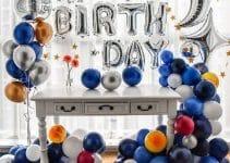 4 ideas para decoracion de fondo para cumpleaños