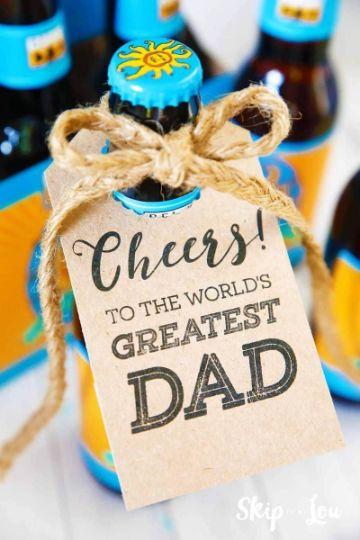 decoracion para celebrar el dia del padre en casa