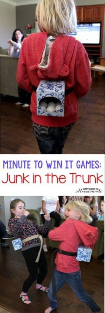 faciles juegos para animar fiestas infantiles