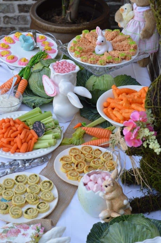 fiesta tematica de conejos divertidas