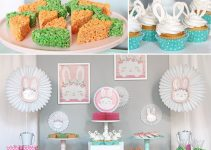 4 ideas para una fiesta tematica de conejos