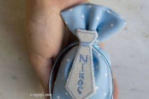 4 hermosos recuerdos para un bautizo de niño